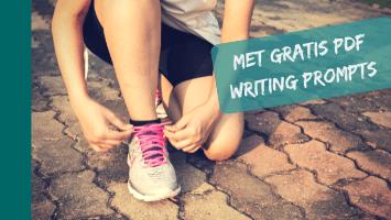 Freewriten writing prompts reflectievragen